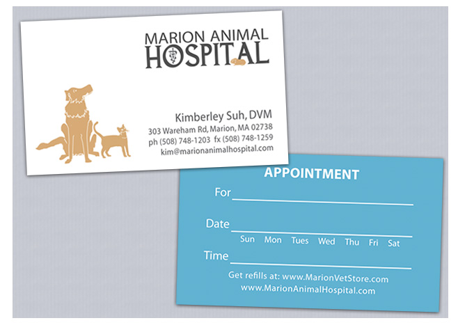 Marion Business Cards